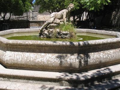 Venus Fountain  Erice  Sicily