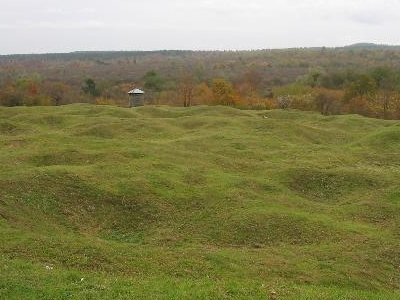 A Portion Of The Battlefield