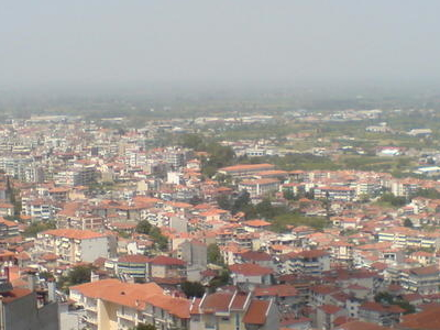 Veria From Villa Vikela Hill