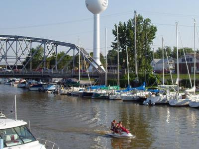 Vermilion  Ohio  River  Marina