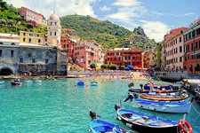 Vernazza Sea Front