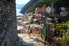 Vernazza Street View