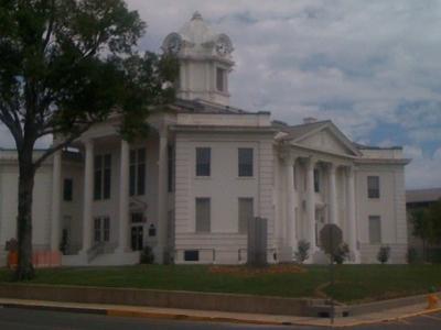Vernon Parish Courthouse