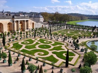 Versailles - Garden View
