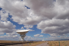 Very Large Array Clouds