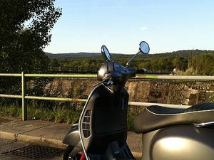Vespa Adventure with Countryside Life Tour