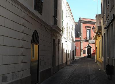 Via Parpaglia - Oristano