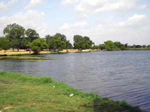 Victor Braunig Lake