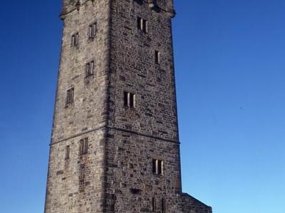 Victoria  Tower  Castle  Hill