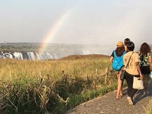 Great Zimbabwe, Hwange And Victoria Falls Fotos