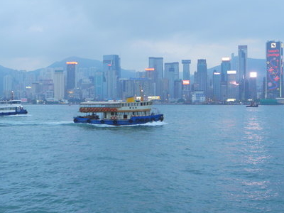Victoria Harbor Ferry Services