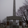 Victory Monument In Fort Recovery