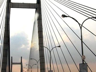 Vidyasagar Setu Kolkata