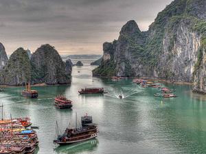 Classic Vietnam Hanoi to Ho Chi Minh City 10 days Photos