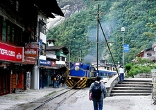 View Aguas Calientes