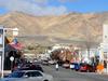 View Along South Bridge Street Toward Winnemucca Mountain