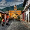 View Antigua Guatemala