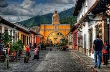 View Antigua - Guatemala
