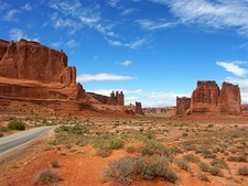 View Arches National Park UT