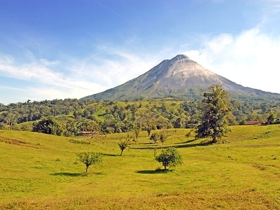 View Arenal NP Landscape