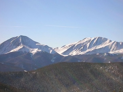 View Bald Mountain - Breckenridge CO