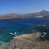 View Balos Bay In Crete