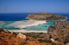 View Balos Lagoon @ Gramvousa