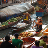 Floating Markets & Bridge On River Kwai Tour From Bangkok