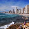 View Benidorm In Spain
