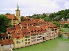 View Bern In Switzerland