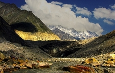 View Bhagirathi Parvat From Gaumukh UT Himalayas
