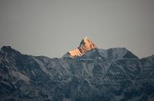 View Bhagirathi Parvat UT Himalayas