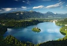 View Bled Lake - Julian Alps