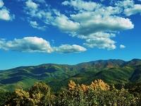 Las montañas Blue Ridge