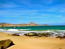 View Cabo Pulmo Coastline