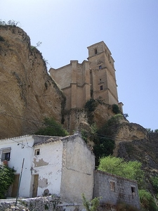 View Church In Montefrio - Granada Andalusia