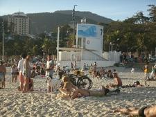 View Copacabana Beach In Rio De Janeiro