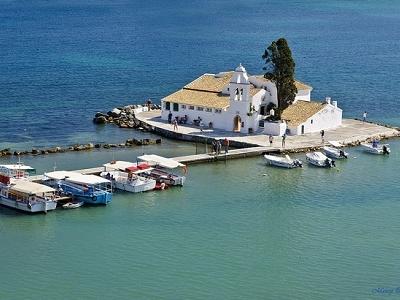 View Corfu