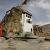 View Dhankar Gompa In Spiti Valley
