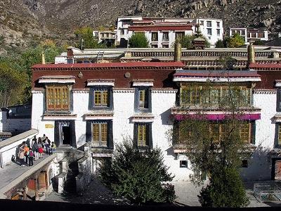 View Drepung Monastery - Lhasa