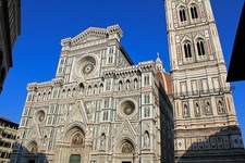 View Florence Cathedral - Tuscany
