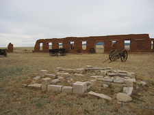 View Fort Union National Monument NM