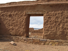 View Fort Union Ruins NM