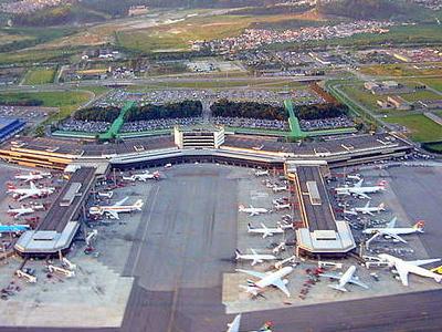 Viewfrom Air Sao Paulo