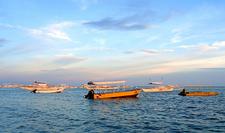 View From Alona Beach - Panglao Island