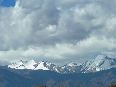 View From Thag Thok Gompa