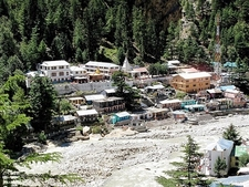 View Gangotri UT Himalayas
