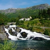View Geiranger Waterfall