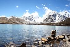 View Gurudongmar Lake - Lachen - Sikkim
