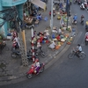 View Ho Chi Minh City Street Corner